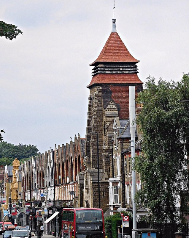 St Augustine Archway Road