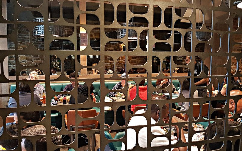 HARRING 0b Gökyüzü Restaurant