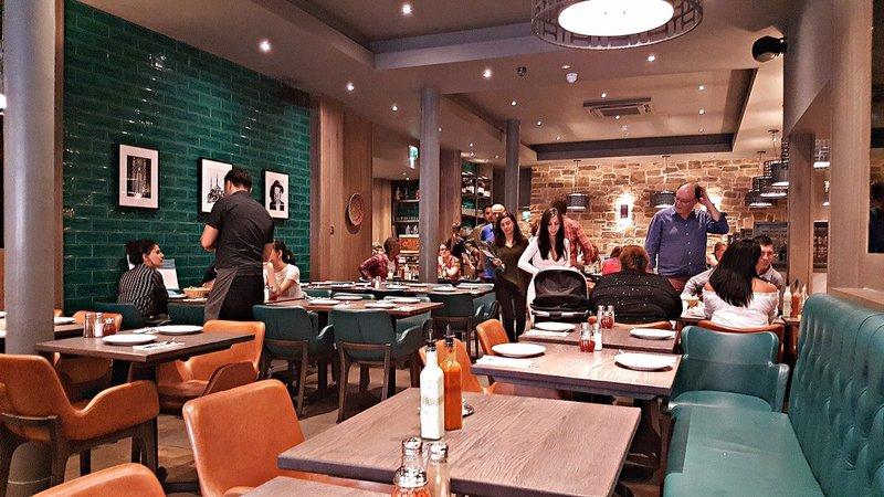 HARRING 0e Gökyüzü Restaurant