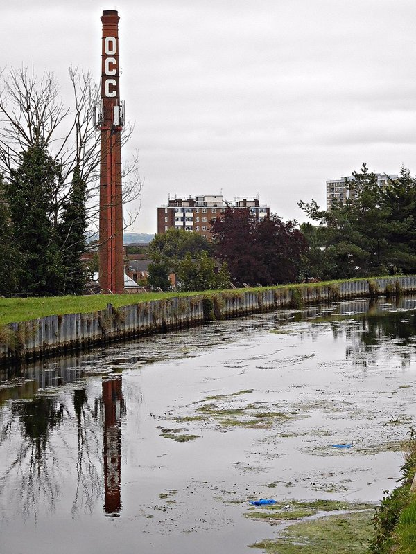 New River by Eade Road