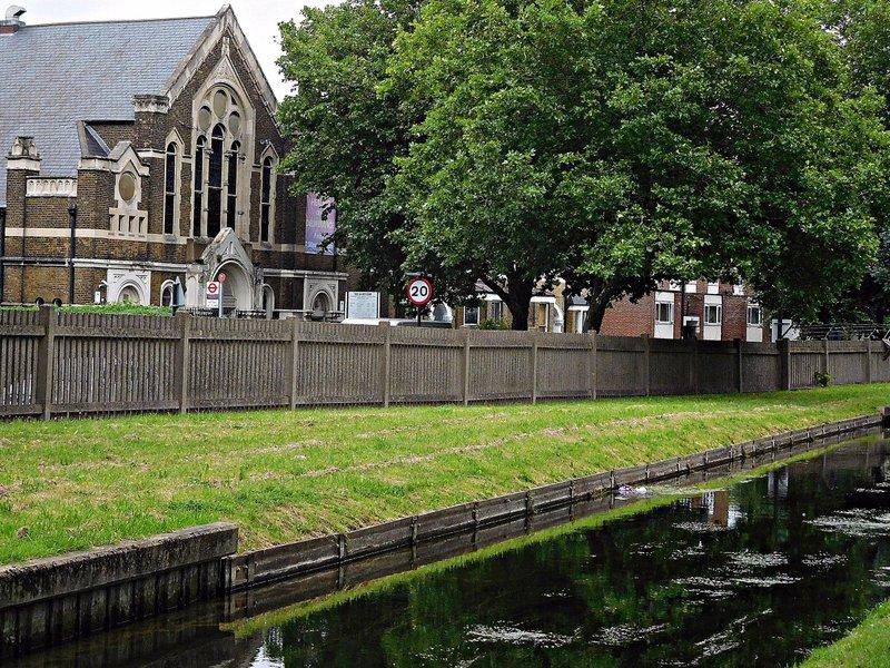 New River: The Sanctuary at Amhurst Park