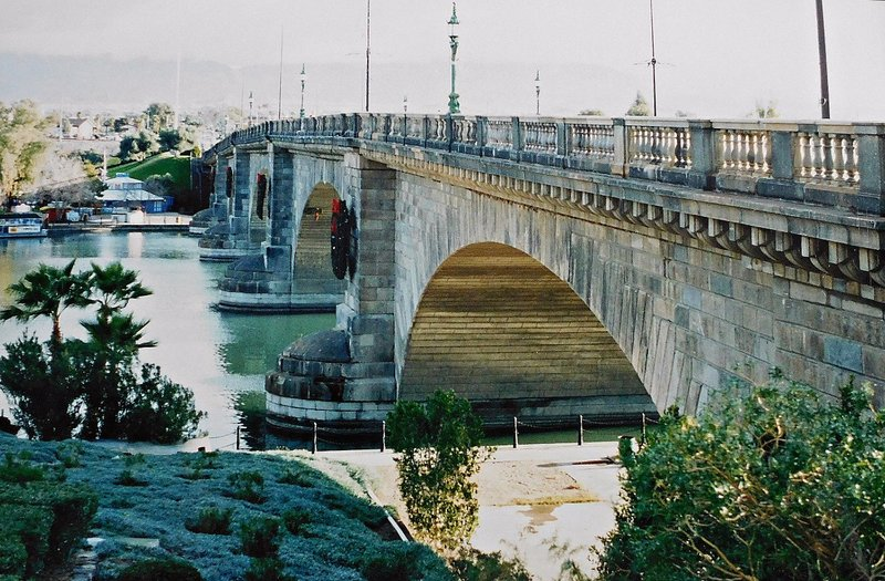 Lake Havasu: London Bridge