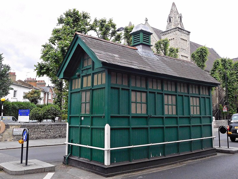 Cabmen's Shelter Kensington Park Road