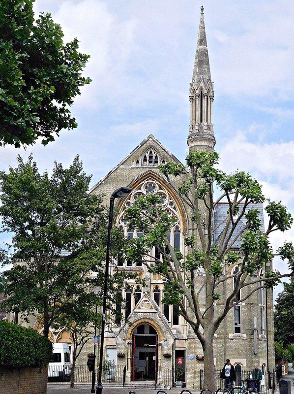 Notting Hill Methodist Church