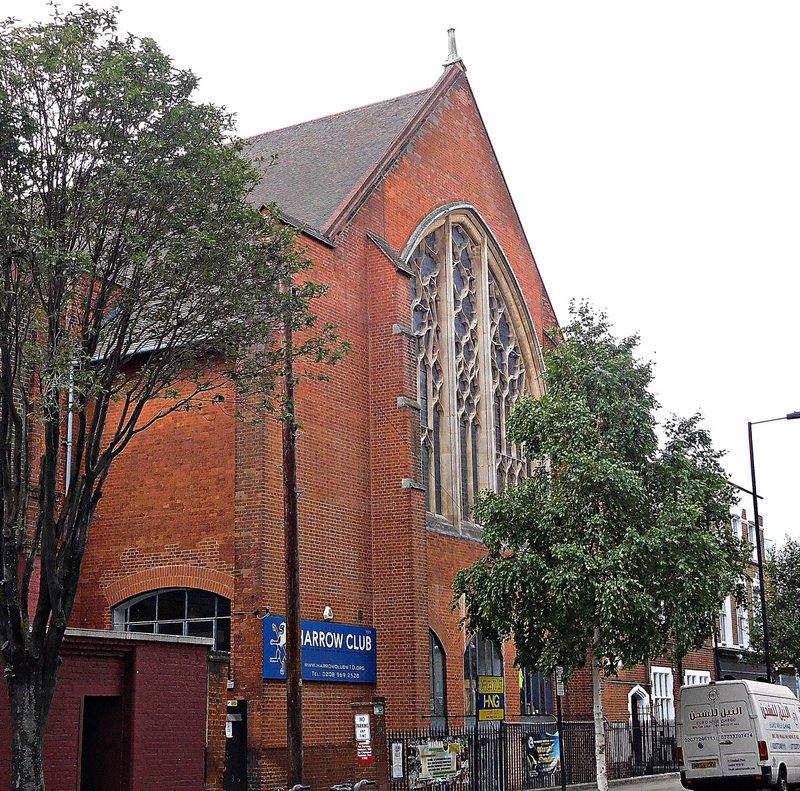 Former Holy Trinity Church Freston Rd 1887