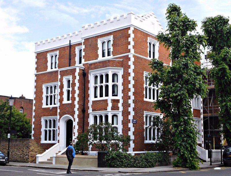 Tabernacle School St Anns Villas