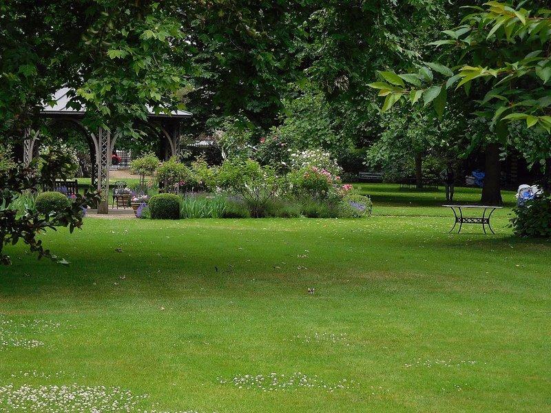 Garden of Royal Crescent