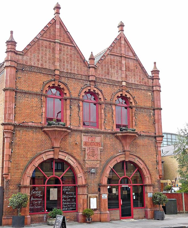 Old Fire Station Brentford