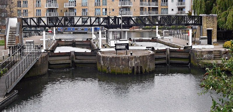 Brentford Gauging Lock
