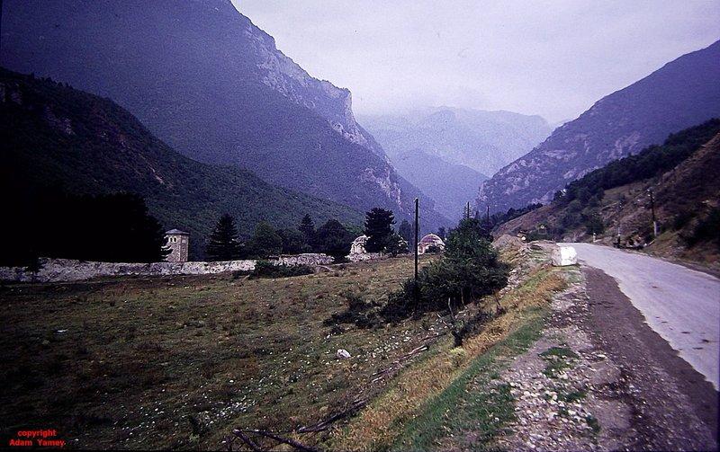 Patriarchate in Peja, 1975
