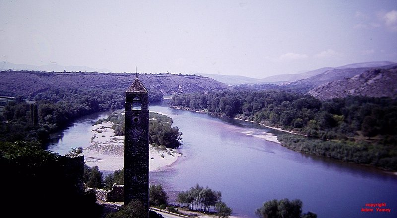 POCITELJ 1975: View of the Neretva