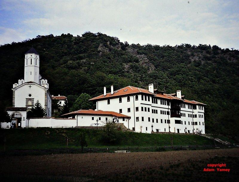 Prohor Pčinjski Monastery 1990