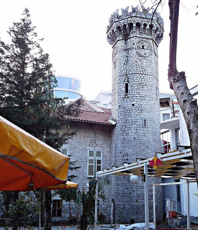 The 'Englishmans Tower' in Shkodër