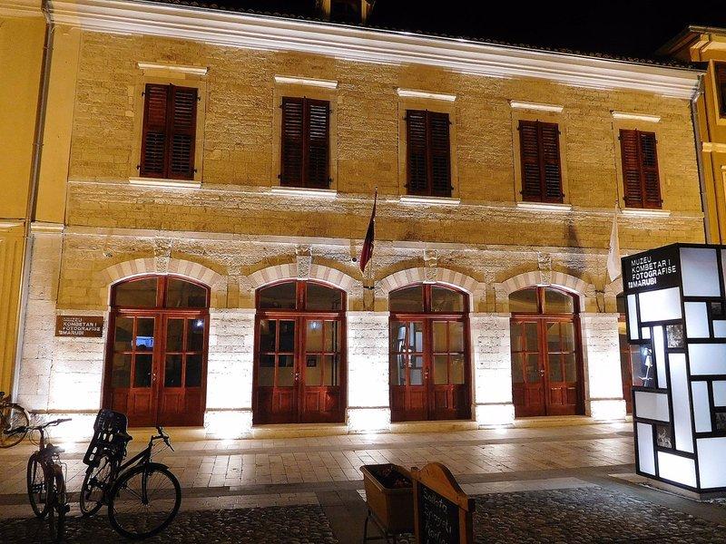 The new Marubi Museum of photography in Shkodër