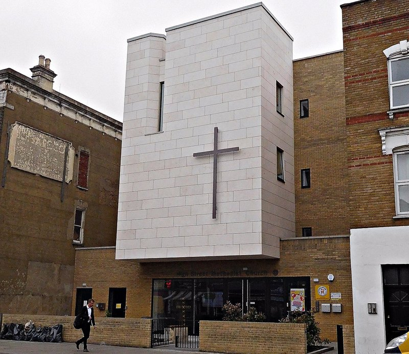 High Street Methodist Church Stoke Newington