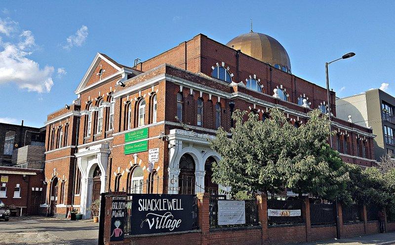 Former Shacklewell Lane synagogue
