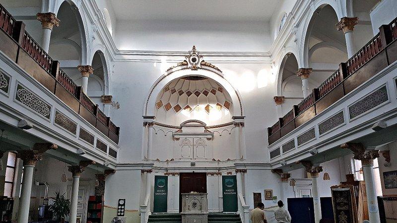 STAM 7aiv Former Shacklewell Lane synagogue