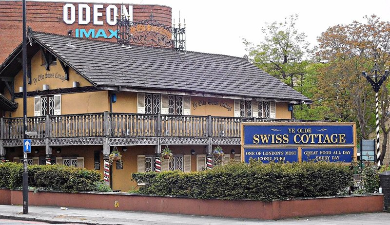 Ye Olde Swiss Cottage