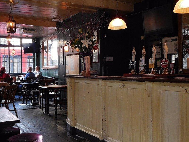 WAPRAM 3 Town of Ramsgate pub