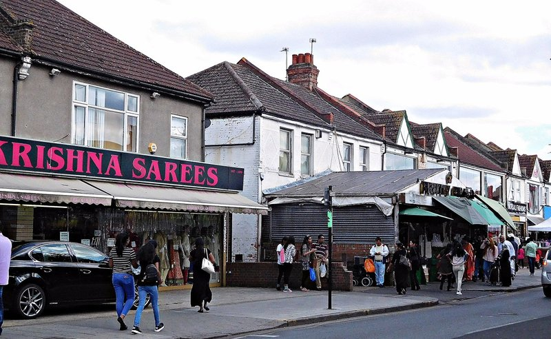 Ealing Road: Asia in suburbia