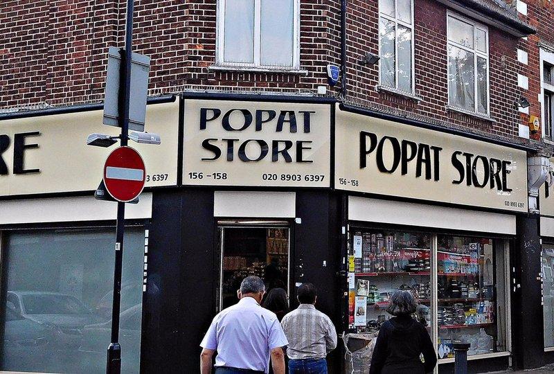 Popat Stores Ealing Rd