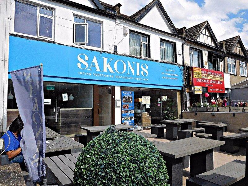 Sakonis Ealing Road