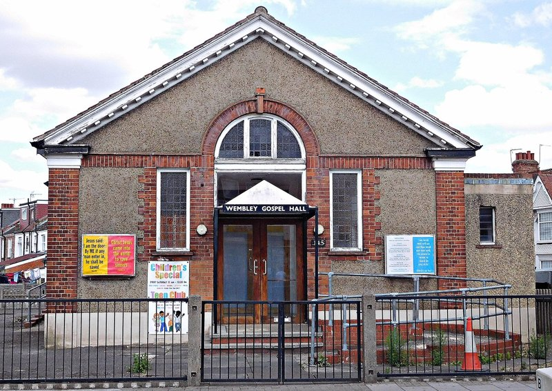 Wembley Gospel Hall Ealing Rd