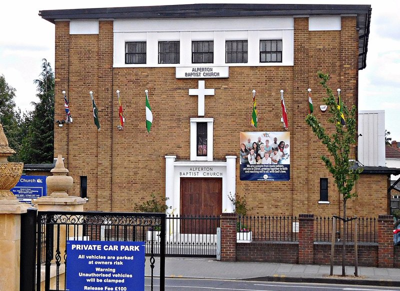 Alperton Baptist Church