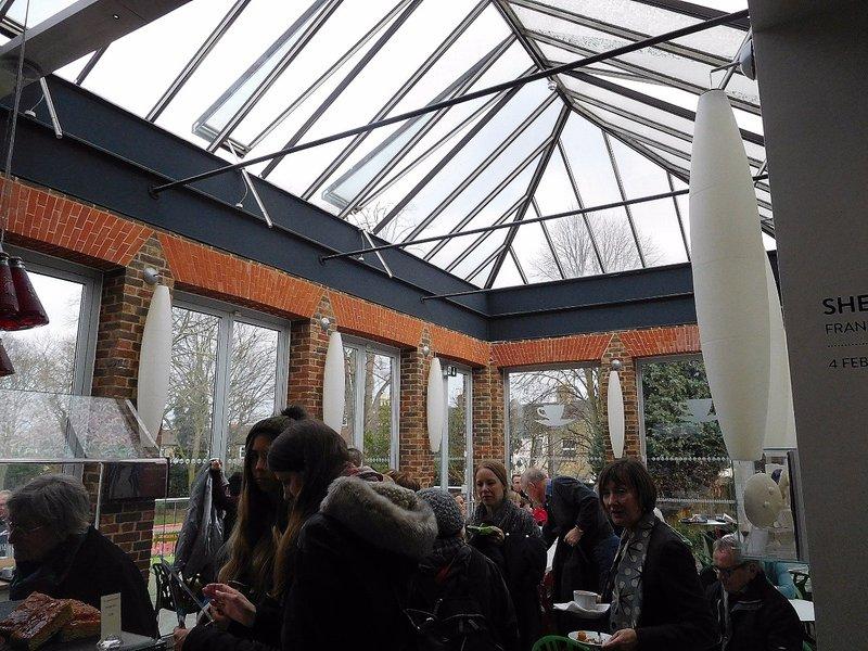 William Morris Gallery: Cafe