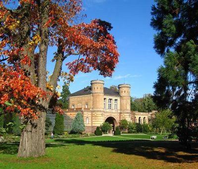 Botanical Garden - Karlsruhe