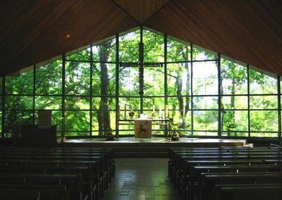 Kirche Am Lietzensee, 1957-1959