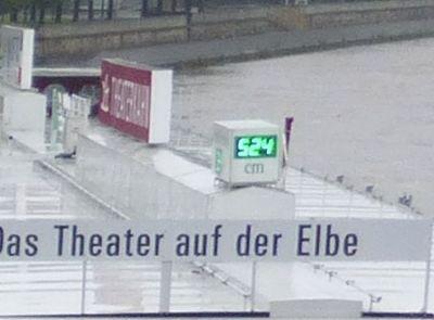 June 2, 2013: 5.24 metres - Dresden