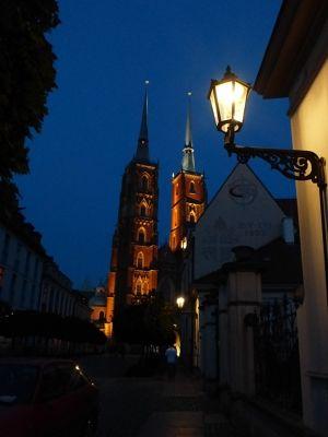 The Lantern Lighter - Wroclaw
