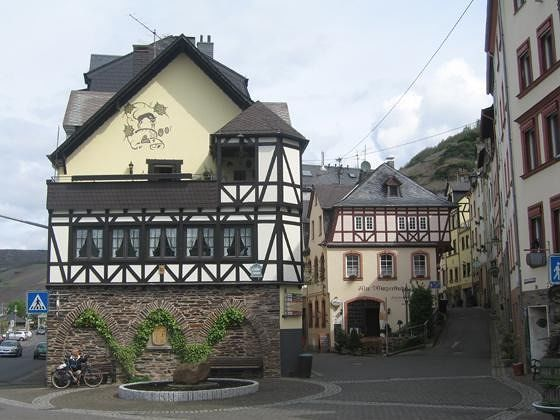 Zell, old town - Zell