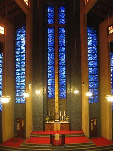 Gustav-Adolf-Kirche, Charlottenburg, 1932-1934