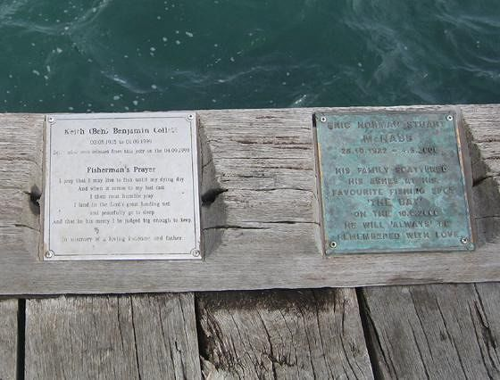 The Jetty: Remembering The Deceased