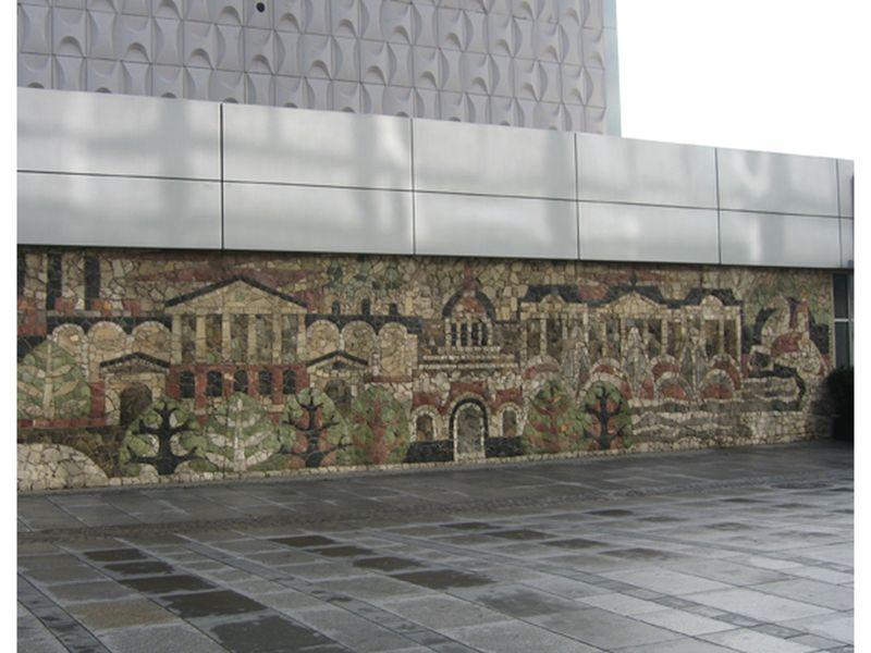 Prager Straße: Socialist Shopping Mall, Revamped - Dresden