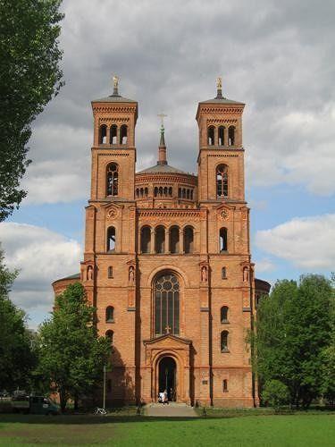 St.-Thomas-Kirche, Kreuzberg, 1864-1869