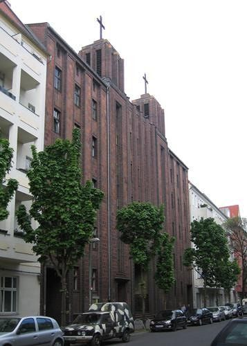 Bekenntniskirche, Treptow, 1932