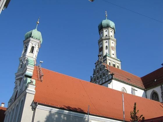 Augsburg's Double Churches
