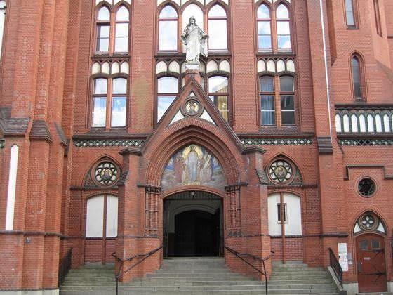Taborkirche, Kreuzberg, 1903-1905