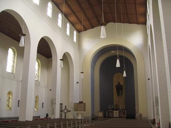 St.-Jacobi-Kirche, Kreuzberg, 1844-1845