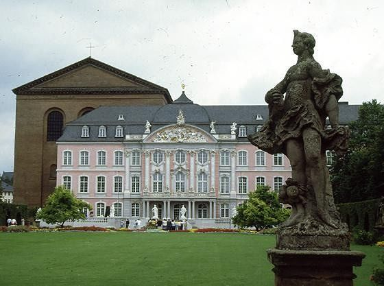 Basilica and Archbishops' Palace - Trier