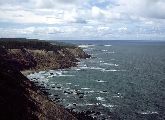 Coastline at Cape Otway - Cape Otway