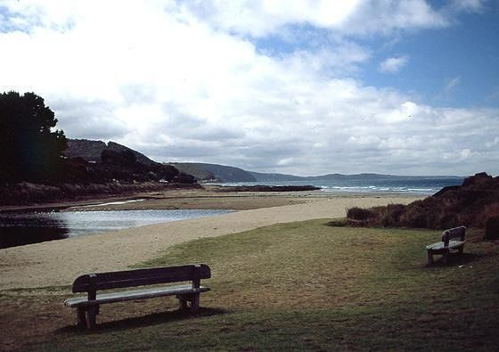 Mouth Of Erskine River
