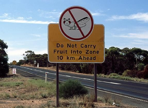 Murray Basin Quarantine Restrictions