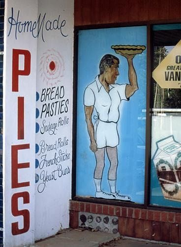 Pie shop in Ouyen - Mildura
