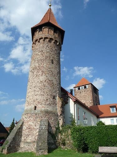 Hexenturm - Ladenburg