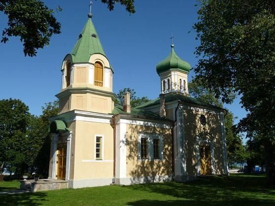 Russian Church - Haapsalu