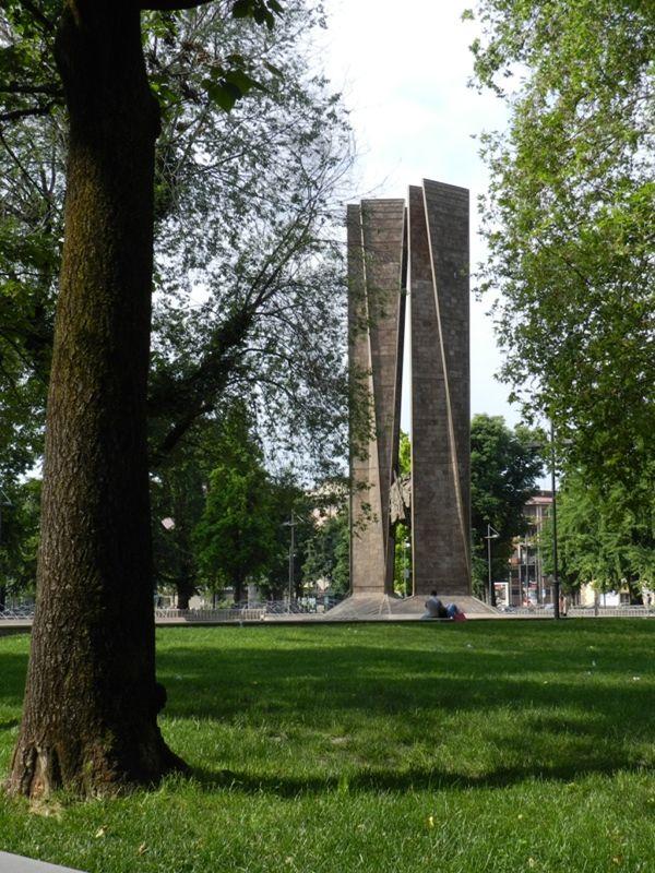 Monumento Degli Alpini